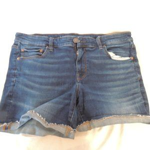 American eagle Midi womens Super Stretch Jean shor